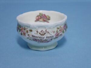 Brambly Hedge Tea Service Sugar Bowl Miniature By Royal Doulton