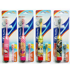 Cartoon Children Tooth Brush Electric Toothbrush For Kids Ultrasonic Toothbrush