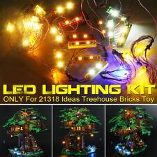 Led Light Kit for Lego 21318 Treehouse Ideas Series Building Blocks Bricks Us