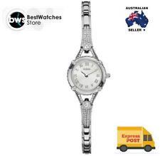 Silver Case Round 30 m (3 ATM) Watches