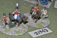 25mm napoleonic / british - command - command (21463)