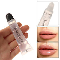 1X Big Lips Gloss Base Moisturizer Plumper Lips Pump Volume Lip Clear Lipgloss