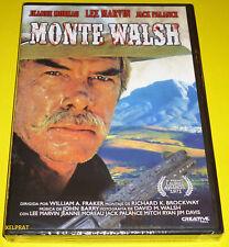 MONTY WALSH / MONTE WALSH - ENGLISH/ESPAÑOL - Lee Marvin - Precintada