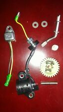 212cc Predator 6.5 Hp Engine Parts - Low Oil Shutdown and Governor gear & shaft