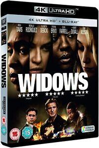 Widows (4K Ultra HD + Blu-ray) Viola Davis, Liam Neeson New / Sealed