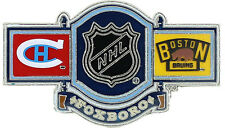 Official NHL 2016 Winter Classic Pin Boston Bruins vs Montreal Canadiens