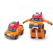 Orange Mark ROBOCAR POLI Deformation Police Robot Kid Car Toys Cartoon Gift