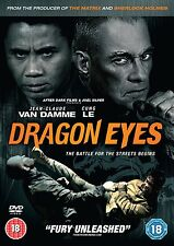 Dragon Eyes [DVD] 2012   Brand new and sealed