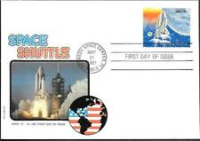US Space FDC Cover 1981. Shuttle Columbia STS-1 Launch. Philswiss