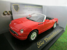 FORD THUNDERBIRD cabriolet 2000 1/43 YATMING 94243A voiture miniature collection