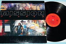 Mission – search, vinyle, LP, us 87, vg + +