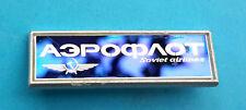 AEROFLOT Soviet Airlines LOGO Crew  Badge
