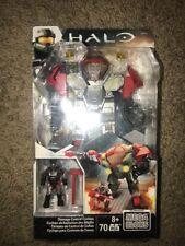 Halo Damage Control Cyclops Mega Blocks Action Figure