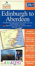 EDINBURGH TO ABERDEEN NATIONAL CYCLE NETWORK OFFICIAL ROUTE MAP & GUIDE