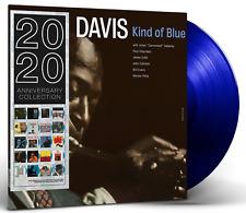 Miles Davis - Kind Of Blue (New Vinyl LP Sealed!) Blue Vinyl/180 Gram