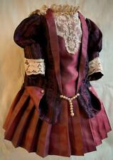 """Finest Doll Dress for app.18""""DollFully Lined By Gabriella'S Doll Clothing"""