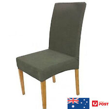 Sure Fit Stretch Dining Chair Cover - Sage Green