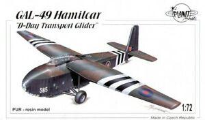 Planet 1/72 GAL-49 Hamilcar Transport Planeur #102