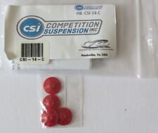 Competition Suspension Inc RC shock pistons C for Hot Bodies Part HB-CSI-14-C
