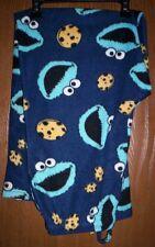 "COOKIE Monster Men's Large L 36""-38"" Lounge Pants Pjs Pajamas New SESAME Street"