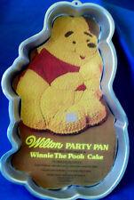 WILTON VINTAGE WINNIE THE POOH CAKE PAN OR CAKE TIN - EUC