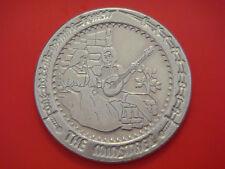 $1 DOLLAR SLOT TOKEN COIN EXCALIBUR CASINO MINSTREL 1990 NCM LAS VEGAS NEVADA