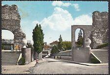 AA4101 Asti - Città - Antiche Mura - Cartolina postale - Postcard