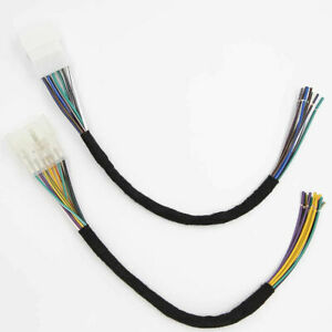 Axxess AX-AB-TY4 Amplifier Bypass Harness for 2005-2018 Toyota Vehicles