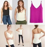 Womens NEXT CAMI Vest Top Camisole Blouse Office Strappy Dress Top Size 8 to 20