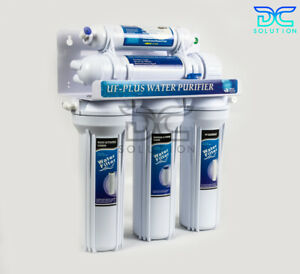 Depuratore domestico 5 stadi ultra filtrazione acqua potabile rubinetto di casa