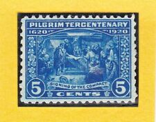 US STAMP SC# 550 5c 1920 *MINT LH CV$35.00 573