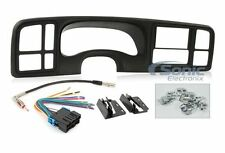 Metra Double DIN Car Stereo Radio Install Dash Kit 1999-02 Silverado Sierra GM
