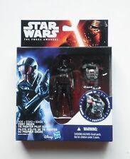 "TIE Fighter Pilot Elite Armor Up Star Wars The Force Awakens 3.75"" Action Figure"