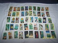 Loose Brooke Bond Picture Cards - The Sea Our Other World  50/50