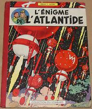 Blake et Mortimer -6- / L'énigme de l'Atlantide / 1957 / BE