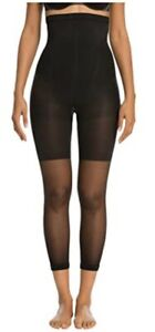 SPANX Love Your Assets Black High Waist Footless Shaper Size 3 New With Tags