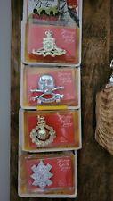 More details for lesney matchbox regimental badge job lot
