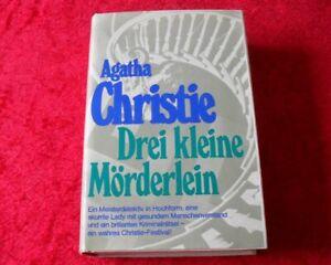 Agatha Christie - Drei kleine Mörderlein