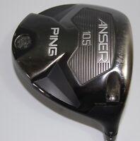 Ping Anser 9.5°-11.5° Regular