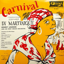 Ernest Léardée - Carnival In Martinique 10 Inch LP Felsted UK Leardee SDL 86015