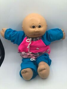Original Appalachian Art Works 1982 Cabbage Patch Kids Preemie Plush Toy Doll