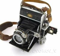 Super Ikonta 531 Zeiss Ikon camera Novar-Anastigmat 75mm f/3.5 lens compur RARE