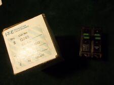 NEW SIEMENS Q240 CIRCUIT BREAKER 40A 2 Poles - New/no box~ Aisle B