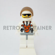LEGO Minifigures - 1x mm004 - Astronaut - Mars Mission Space Omino Minifig