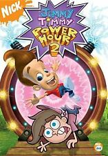FAIRLY ODDPARENTS: JIMMY TIMMY POWER HOUR 2 - DVD - Region 1 - Sealed