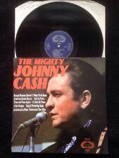 The Mighty Johnny Cash (Understand Your Man etc) Vinyl LP Hallmark SHM 804 (1971