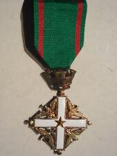 croce da cavaliere al merito della repubblica originale