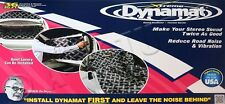 Dynamat 10455 Xtreme/Extreme Bulk Pack Sound Damping Deadener Car Kit 9 Sheets