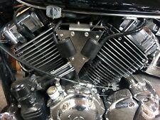 Zündspulenhalter XVS650 Bobber Yamaha xvs 650 Dragstar aus VA  Zündspulen Halter