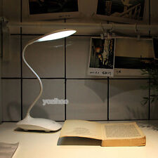 Touch Sensor Dimmable USB LED Desk Lamp Rechargeable Table Bedside Night Lamp UK